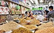 آخرین قیمت انواع آجیل در بازار شب عید