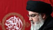 دبیرکل حزبالله لبنان روز پنجشنبه سخنرانی میکند