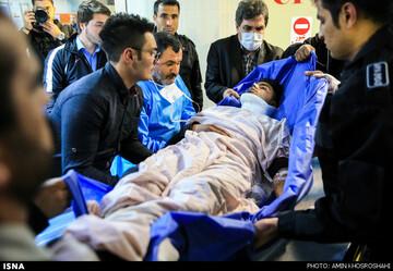 مصدومیت ۶۴نفر در آخرین چهارشنبه سال | قطع عضو 8 نفر در چهارشنبه سوری