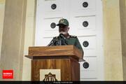 پیام تبریک فرمانده کل ارتش به فرمانده کل سپاه به مناسبت روز پاسدار