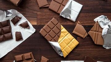 مزه کردن شکلات کاکائویی توسط مرد آفریقایی برای اولین بار / فیلم