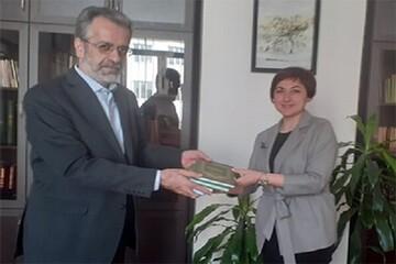 توسعه همکاریهای کتابخانهای میان ایران و ارمنستان