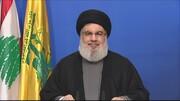 افشاگری سید حسن نصرالله: میخواهند لبنان را به جنگ بکشانند