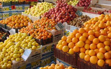 قائممقام وزیر صمت: از نظر ما قیمت میوه منطقی است!