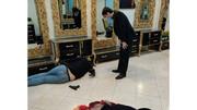 خودکشی مرد تهرانی پس از قتل زنش/ عکس