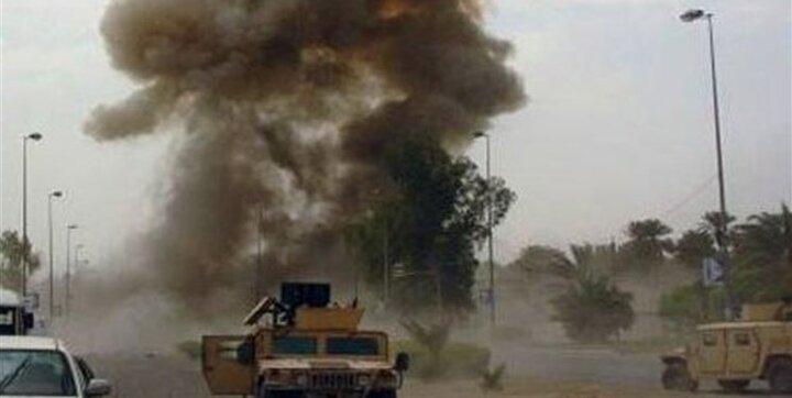 حمله به یک کاروان لجستیک دیگر آمریکا در عراق