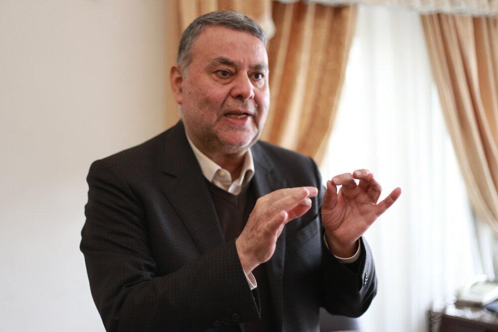 صدر: اعتقادی به رابطه با آمریکا ندارم /شایعات علیه ظریف به نفع اوست
