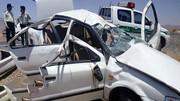 تصادف مرگبار دو خودرو در قزوین