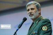 وزیر دفاع: انگلیس باید در عمل بدهی به ایران را تسویه کند