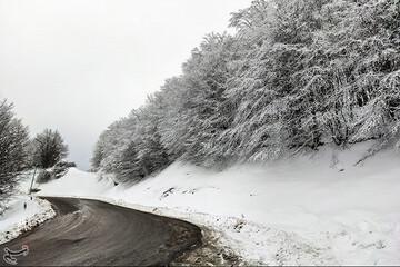 کولاک و برف و سیلاب در  سراسر ایران