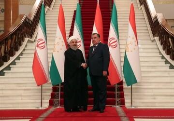 تبریک نوروزی رئیسجمهور تاجیکستان به دولت و ملت ایران