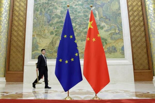 چین سفیر اتحادیه اروپا را فراخواند
