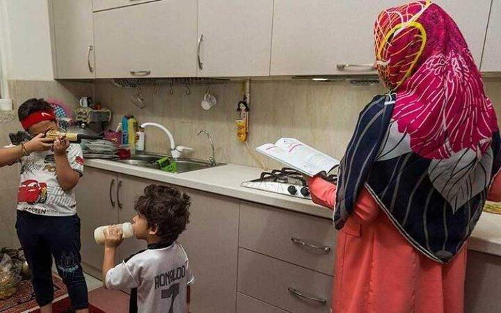 فرصتها و چالشهای آموزش مجازی برای خانوادهها