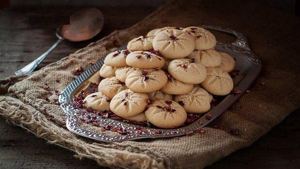آموزش درست کردن نان برنجی کرمانشاهی