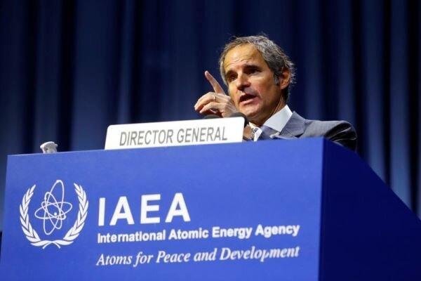 رافائل گروسی: احیای برجام به شفافسازی ایران بستگی دارد