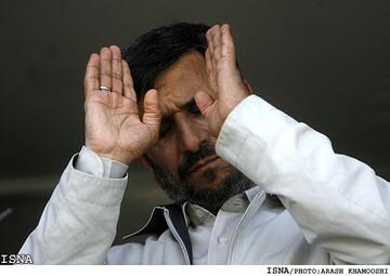 احمدی نژاد: بقایی در تیمارستان است / احتمال بازداشت حامیان احمدی نژاد وجود دارد؟