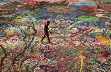 بزرگترین نقاشی جهان چقدر فروخته شد؟