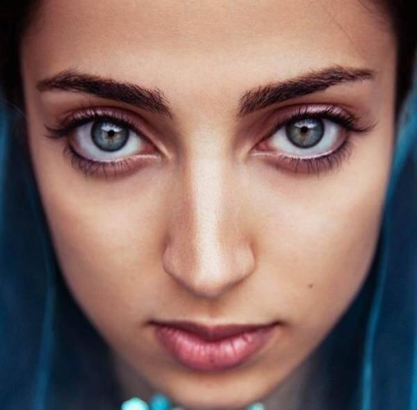 این دختر شیرازی زیباترین دختر جهان شد/ عکس