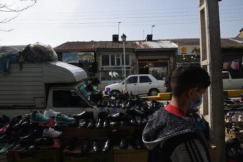 تصاویری جالب از سهشنبهبازار املش
