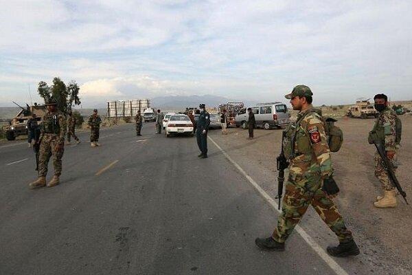 حمله راکتی به فرودگاه قندهار افغانستان