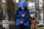هشدار سازمان هواشناسی نسبت به بارش باران و وزش باد شدید در ۸ استان کشور