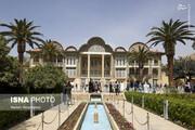 باغ ارم شیراز در روزهای بهار ۱۴۰۰ / تصاویر
