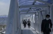 نارنجی شدن وضعیت شش شهر تهران به دلیل کرونا