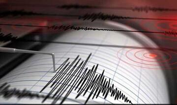 زلزله ۳.۲ ریشتری در چلگرد چهارمحال و بختیاری