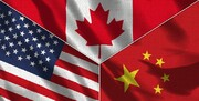 تحریم چند مقام و نهاد آمریکایی و کانادایی از سوی چین