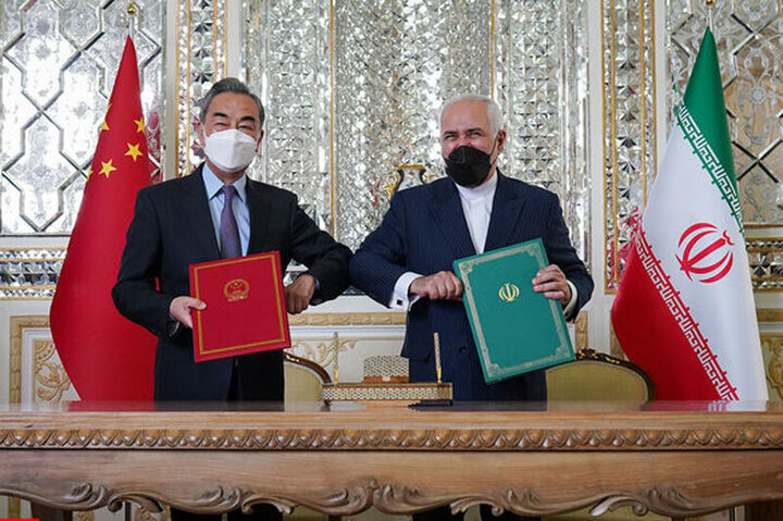 سند همکاریهای ایران و چین بر اساس منافع متقابل تدوین شده است