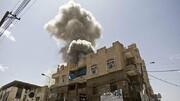 پهپادهای سعودی به فرودگاه حدیده یمن حمله کردند