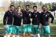 پنجمین تمرین تیمملی پیش از بازی دوستانه با سوریه / تصاویر