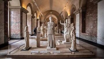 امکان بازدید مجازی رایگان از موزه «لوور» پاریس