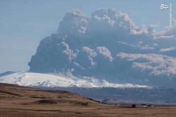 فوران کوه آتشفشان در شیلی / فیلم