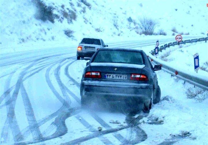 آخرین وضعیت راهها / تردد در جادهها ۶ درصد کاهش داشته است