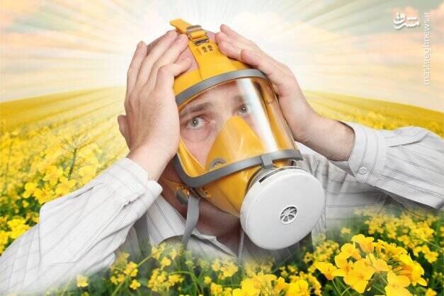 چند توصیه برای افراد مبتلا به آلرژی فصل بهار / فیلم