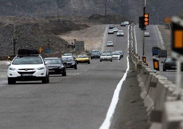 ثبت بیش از ۱۳ میلیون تردد در محورهای استان مازندران