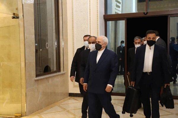 وزیر امور خارجه ایران وارد تاجیکستان شد