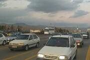 وضعیت ترافیکی راههای کشور | ترافیک روان در محورهای هراز و فیروزکوه