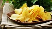 چیپس سیبزمینی چگونه تهیه میشود؟ / فیلم