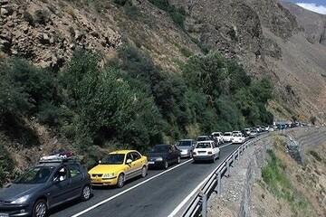 ورود یکمیلیون خودرو به استان گیلان در ایام نوروز