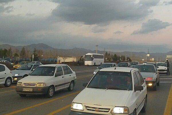 وضعیت ترافیکی راههای کشور   ترافیک روان در محورهای هراز و فیروزکوه