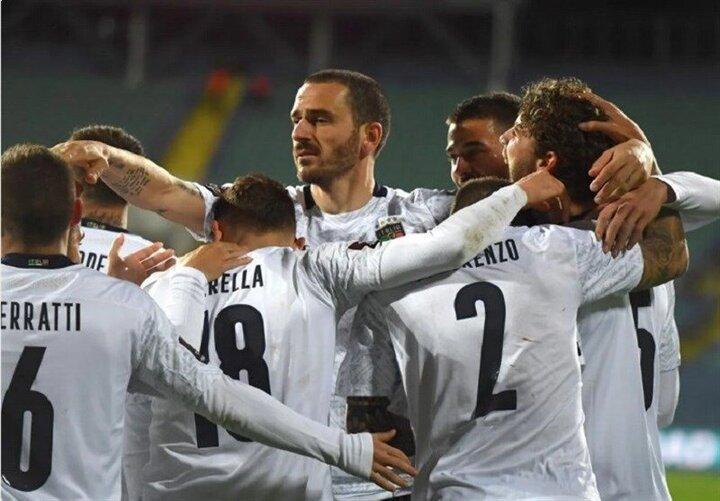 نتایج کامل دیدارهای مقدماتی جام جهانی فوتبال ۲۰۲۲ در اروپا