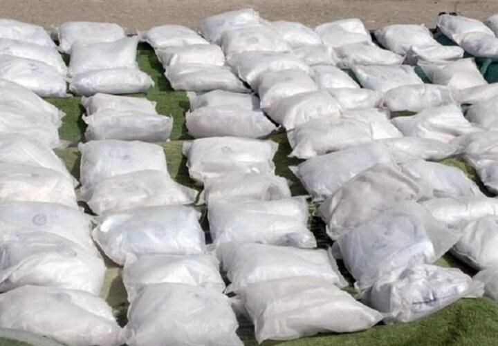 کشف ۸ هزار و ۲۰۰ کیلوگرم مواد مخدر در استان بوشهر در سال گذشته