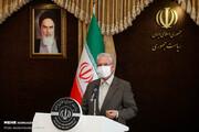 عقب راندن تحریم تا آخرین روز کار دولت ادامه خواهد داشت / سند همکاری ایران و چین صرفاً یک نقشه راه است و حاوی هیچ تعهدی برای طرفین نیست