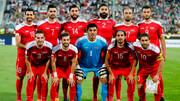 حضور تماشاگران زن سوری در ورزشگاه آزادی/ عکس