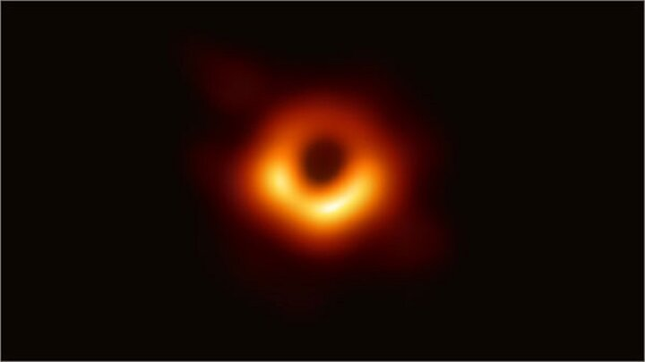 اولین ویدئو منتشر شده از یک سیاه چاله