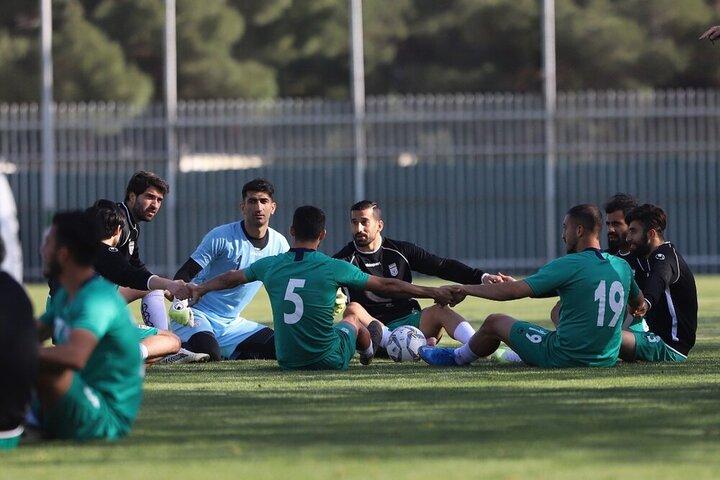 برگزاری اردوی تیم ملی فوتبال از ۴ تا ۱۱ خرداد در جزیره کیش