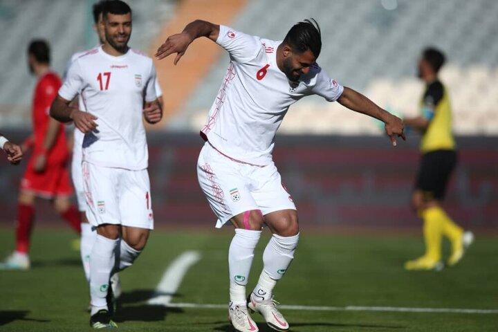 تداوم رکورد شکست ناپذیری اسکوچیچ در تیم ملی   برتری ۳ بر صفر ایران مقابل سوریه