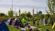 ممنوعیت تجمع در فضای سبز و تفرجگاههای استان تهران در ۱۳ فروردین